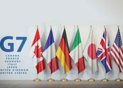 A G7 országai támogatják a globális társági minimumadót