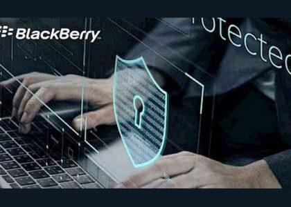 Kihozta gyorsjelentését a Blackberry