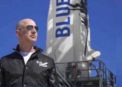 Jeff Bezos ma utazik saját űrhajózási cégével az űrbe. Részvény Kereskedés Blog.